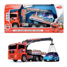 Camion de tractare cu macara, 31 cm Air Pump