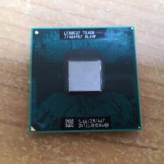 CPU Laptop Intel Core 2 Duo T5450 1.66 Ghz 2M 667 fsb SLA4F #RAZ