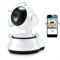 Camera supraveghere IP 720p baby monitor wifi wireless PTZ icsee v380