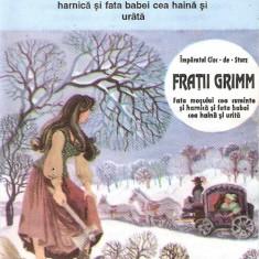 Caseta Frații Grimm – Basme De Frații Grimm, originala