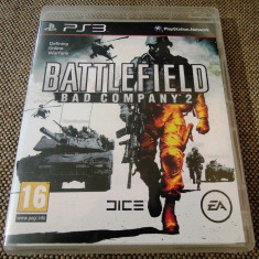 Battlefield Bad Company 2, Ps3, original, alte sute de titluri