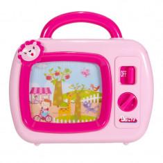 Televizor cu sunete Learning Fun, 18 luni+, Roz