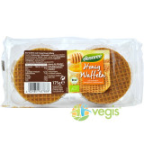 Vafe cu Miere Ecologice/Bio 175g