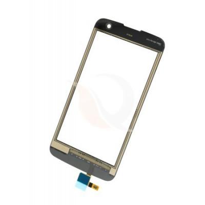 Touchscreen, lg k4, k120e, black foto