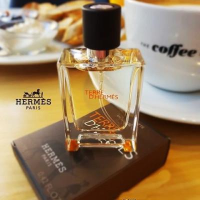 Parfum Original Tester Hermes Terre D`Hermes foto