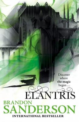 Elantris 10th Anniversary Edition foto