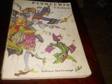 CARLO COLLODI - PINOCCHIO,1983, ILUSTRATII  VAL MUNTEANU, ed.III a prescurtata, Alta editura