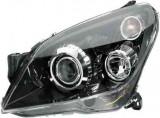 Far Opel Astra H 10.2003-12.2012 HELLA fata stanga xenon tip bec DS2+H7 cu motoras fumuriu 1EL 008 700-311