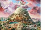 Puzzle Castorland 3000 Alexander Michalchuk : TOWER OF BABEL