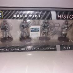 Lot 4 soldati German Infantry scara 1:35