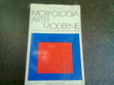 MORFOLOGIA ARTEI MODERNE - TITUS MOCANU