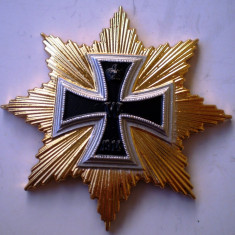 I.065  GERMANIA Iron Cross 1914 CRUCEA DE FIER REPLICA GÖDE 40mm