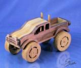 Monster truck, AutoLux