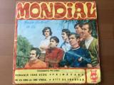 Mondial Romanta fara ecou Primavara vantul atat de frageda disc vinyl single pop