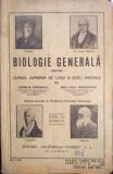 Biologie generală pentru cursul superior de liceu și școli speciale