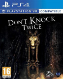 Don T Knock Twice (Psvr) Ps4