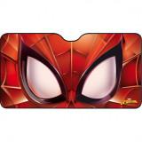 Parasolar parbriz Spiderman Disney, 150 x 80 cm, Multicolor