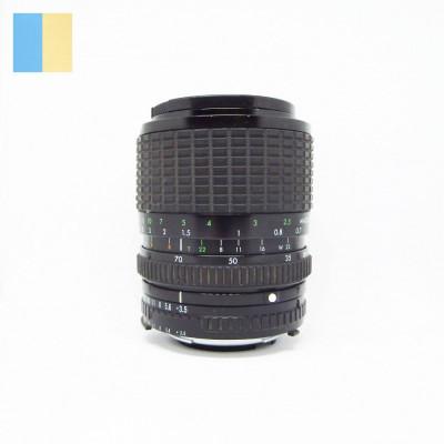 Obiectiv Sigma Zoom-E 28-70mm f/3.5-4.5 Multi-Coated montura Nikon AI-S foto