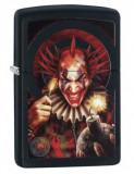 Cumpara ieftin Brichetă Zippo 29574 Anne Stokes Sinister Clown