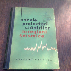 BAZELE PROIECTARII CLADIRILOR IN REGIUNI SEISMICE-I. L. KORCINSKI SI ALTII.