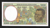 Central African States- Camerun-1000 francs P202 E