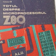 Totul despre microprocesorul Z80 - M. Patrubany  (vol.2)