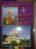 Lot Brosuri Vintage,Manastirea VARATIC,TISMANA,CURTEA DE ARGES,PUTNA,HUMOR,T.GRA