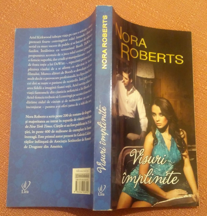 Visuri implinite - Nora Roberts