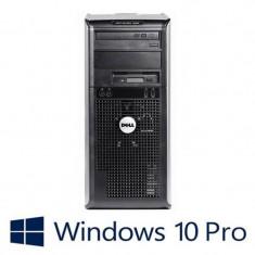 PC Refurbished Dell Optiplex 380 MT, Core 2 Quad Q8300, Win 10 Pro