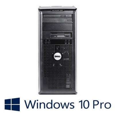 PC Refurbished Dell Optiplex 360 MT, Core 2 Quad Q9300, Win 10 Pro foto