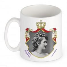 Cană Regina Elisabeta