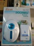 Sonerie fără Fir Dublă Wireless Doorbell Luckarm, Alimentare Priză, Buton cu Baterie