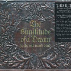 Neal Morse Band Similitude Of A Dream Boxset (2cd+2dvd)