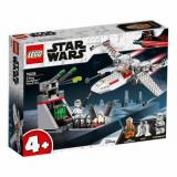 LEGO® Star Wars™ - X-Wing Starfighter Șanțul de alergare - 75235