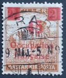 OCUPATIE --SECERATOARE --SUPRATIPAR-- ARAD--1919