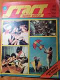 Revista pentru copii-start spre viitor iulie 1984