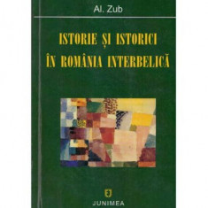 Istorie si istorici in Romania interbelica