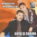 CD Nicolae Guță Și Sorina – Am Gresit Si Eu Dar Ai Gresit Si Tu!, original