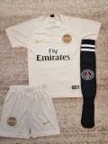 Echipament fotbal PSG NEYMAR   copii 5-14 ani