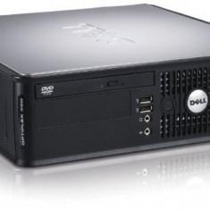 Calculator Dell Optiplex 380 Desktop SFF, Intel Core 2 Duo E8400 3.0 GHz, 4 GB DDR3, 250 GB HDD SATA, DVD