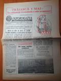 informatia bucurestiului 30 aprilie 1983-traiasca 1 mai,foto bucur obor