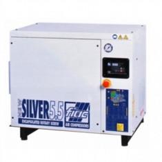 Compresor FIAC cu surub NEW SILVER 5,5