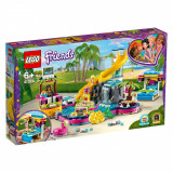 LEGO® Friends - Petrecerea la piscina a Andreei (41374)
