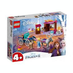 LEGO Disney Princess - Aventura Elsei cu trasura 41166