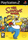 Joc PS2 The Simpsons Game
