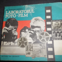 Laboratorul foto-film – Dumitru Codaus