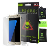 FOLIE ALIEN SURFACE HD, SAMSUNG GALAXY S7, PROTECTIE ECRAN, SPATE, LATERALE +...
