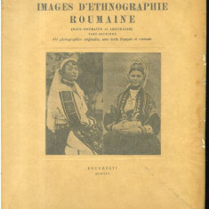 Tache Papahagi Images d'ethnographie roumaine tome II et III