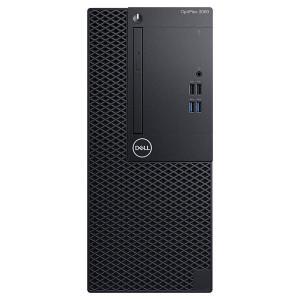 Calculator Nou in Cutie Originala Dell Optiplex 3060 Tower, Intel Core i7 Gen 8 8700 3.2 GHz, 8 GB DDR4, 256 GB SSD M.2 NWMe, Placa Video AMD Radeon