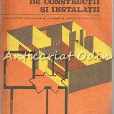 Desen De Constructii Si Instalatii - Vasile Sarbu